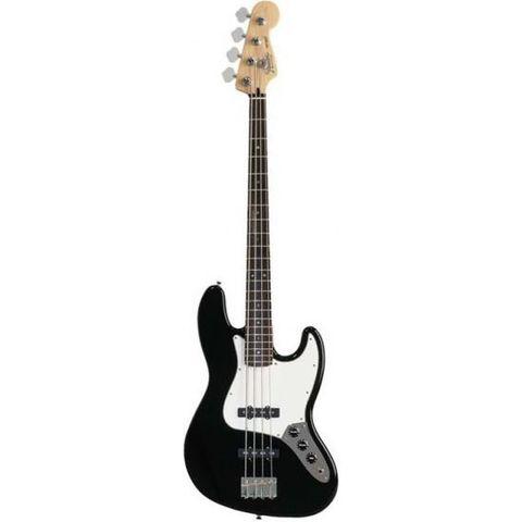Đàn Guitar Bass Fender đen