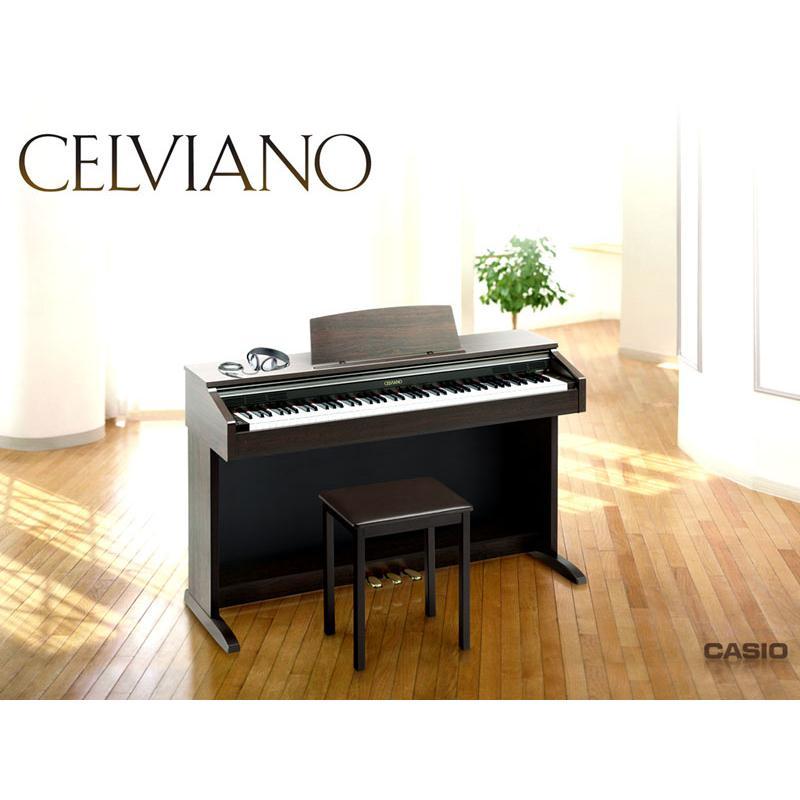 Đàn Piano điện CASIO AP-200 nhập khẩu từ Nhật (2 hand)