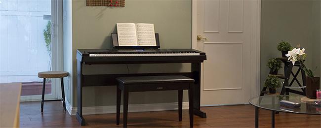 Mới, chính hãng- Đàn Piano điện DGX-660 có tiết tấu