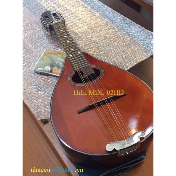 Đàn Mandolin HiLi MDL-02HD