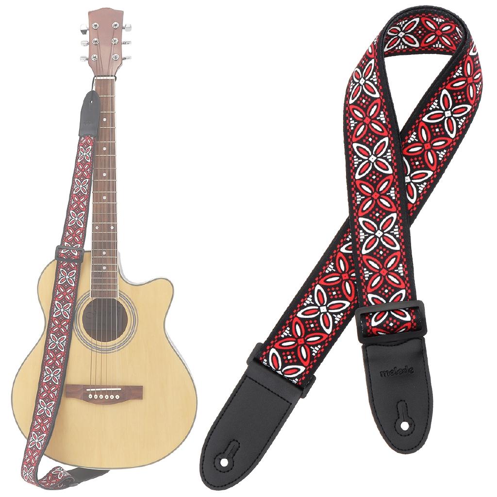 Quai đeo Guitar, Strap ROCKYOU TC-8