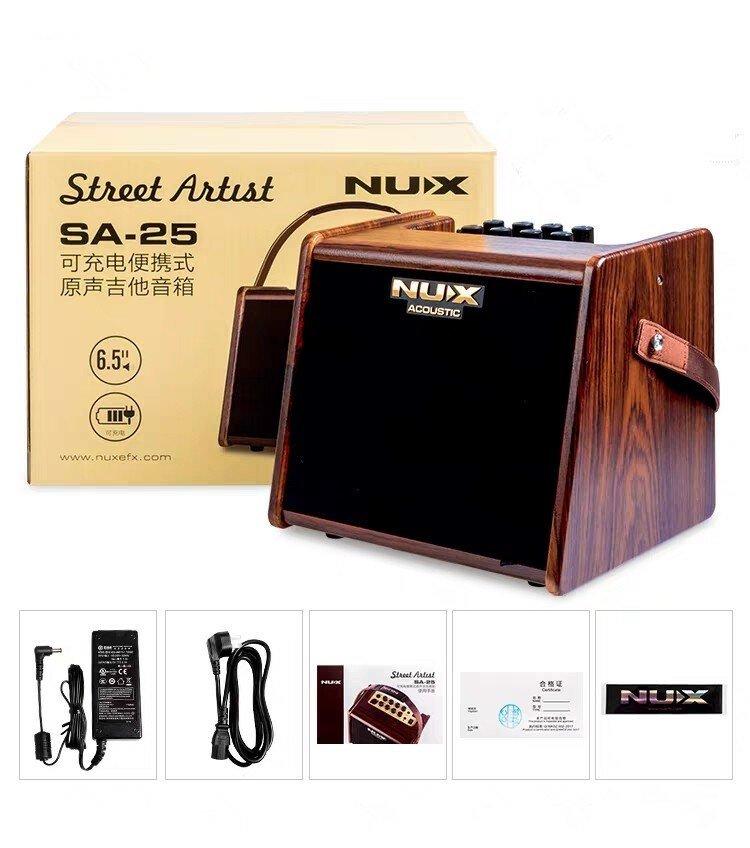 Guitar Amplifier NUX SA-25 chính hãng