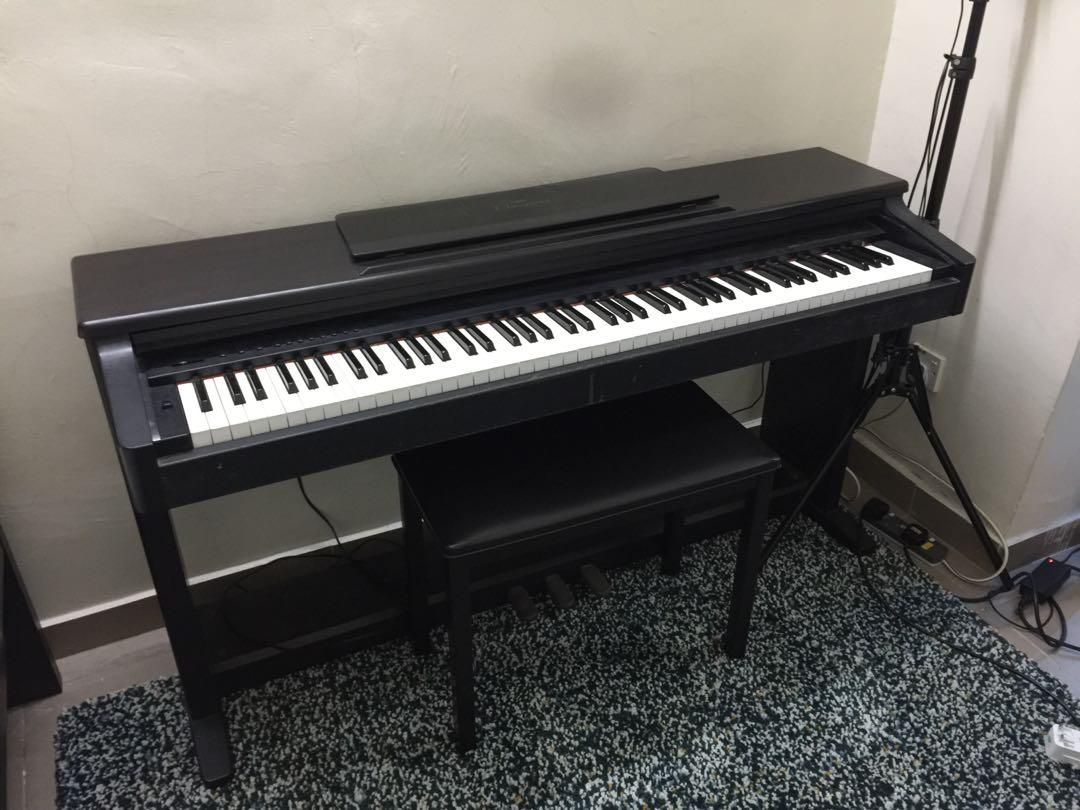 Đàn Piano điện Yamaha Clavinova CLP-123 (2hand) made in Japan