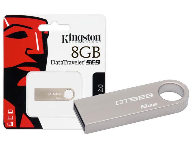 USB data Traveler SE9-8GB