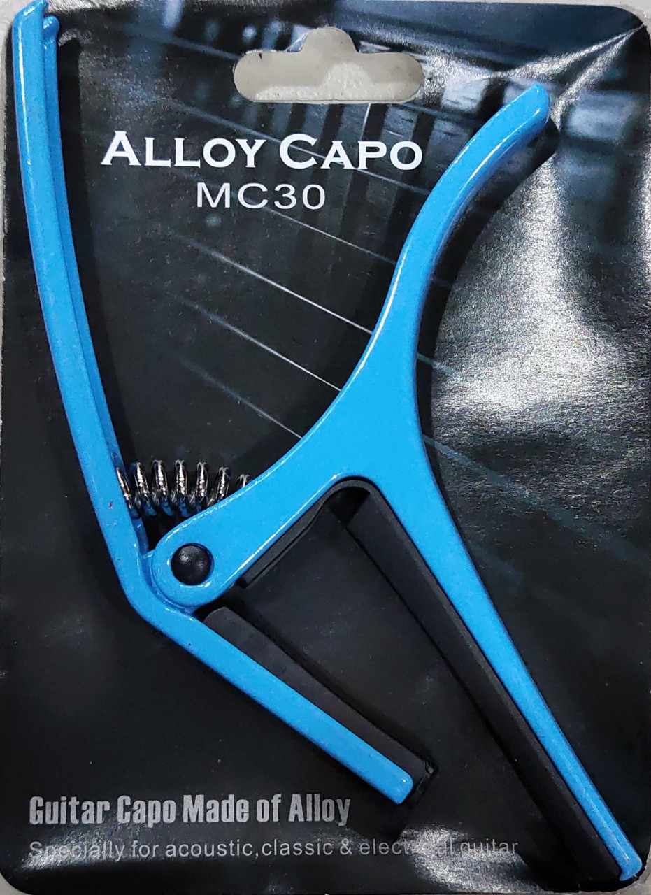 Capo Guitar ALLOY MC-30