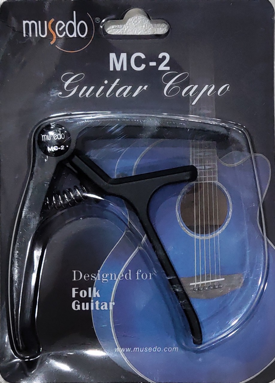 Capo Guitar MUSEDO MC-2