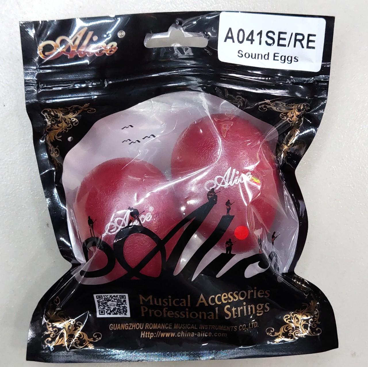 Maracas Sound Eggs trứng Alice A041SE