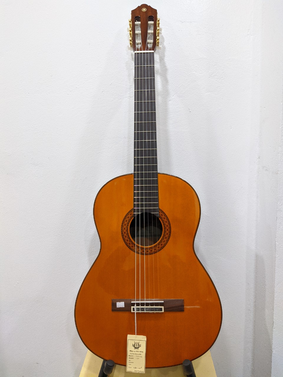 Đàn Guitar Classic Yamaha C80 chính hãng