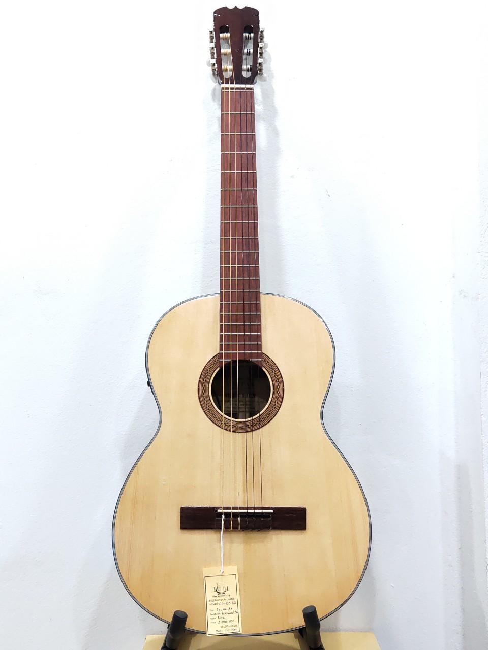 Đàn Guitar Classic CG-130 EQ GS-2