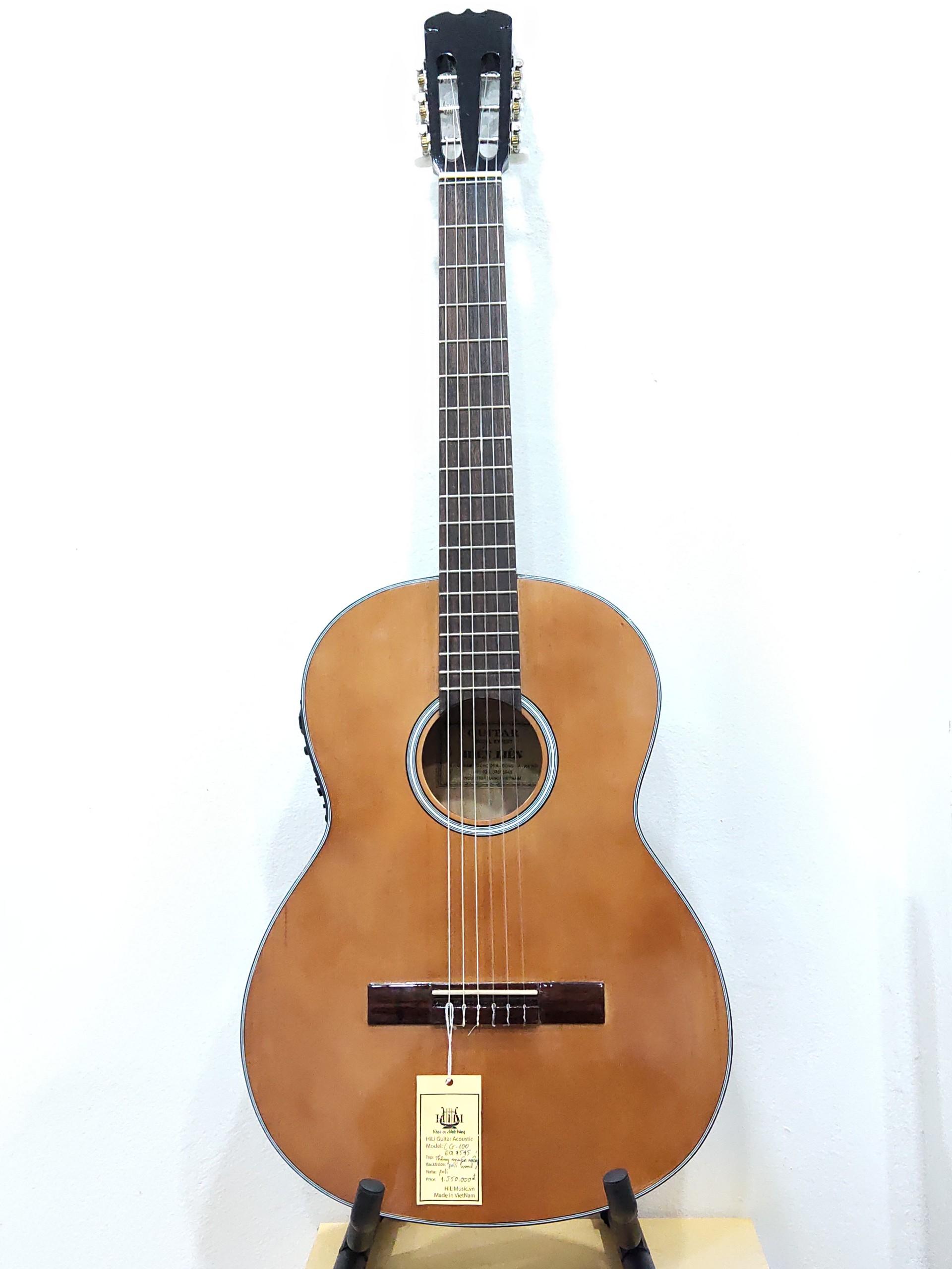 Đàn Guitar Classic CG-100 EQ 7545