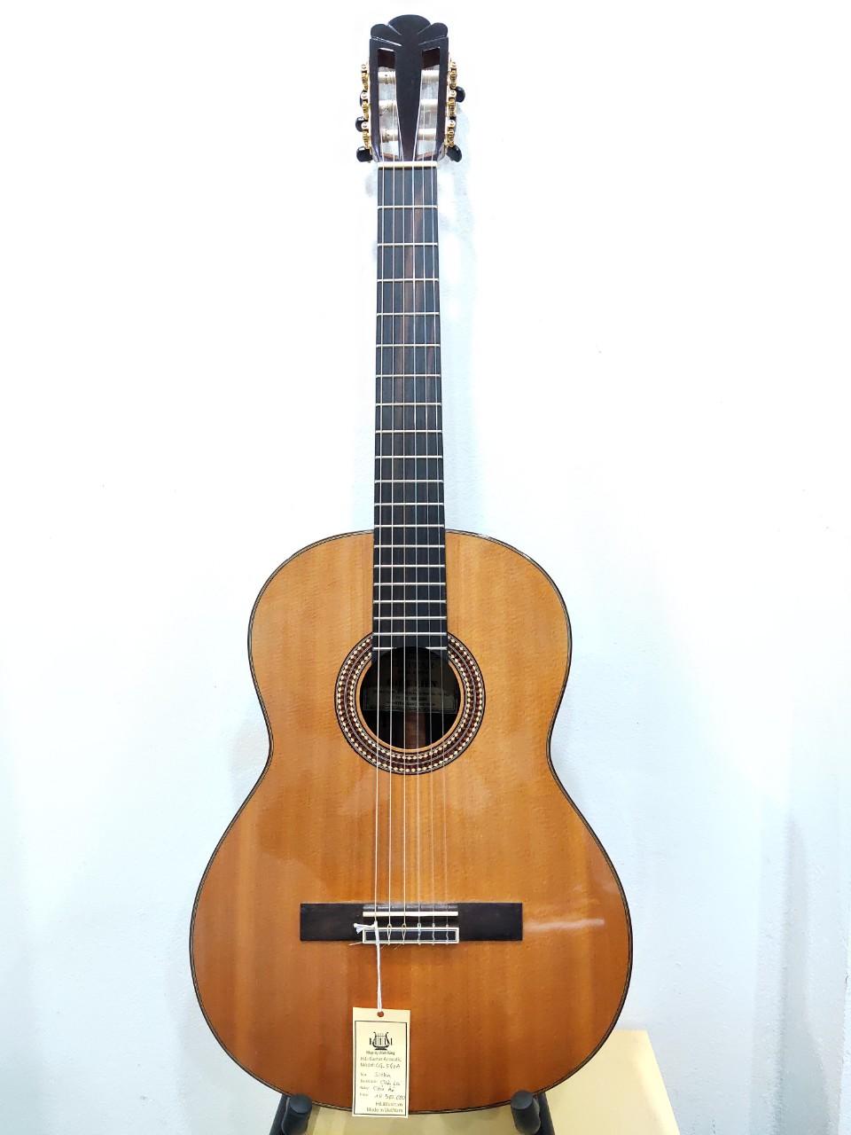 Đàn Guitar Classic CG-580A