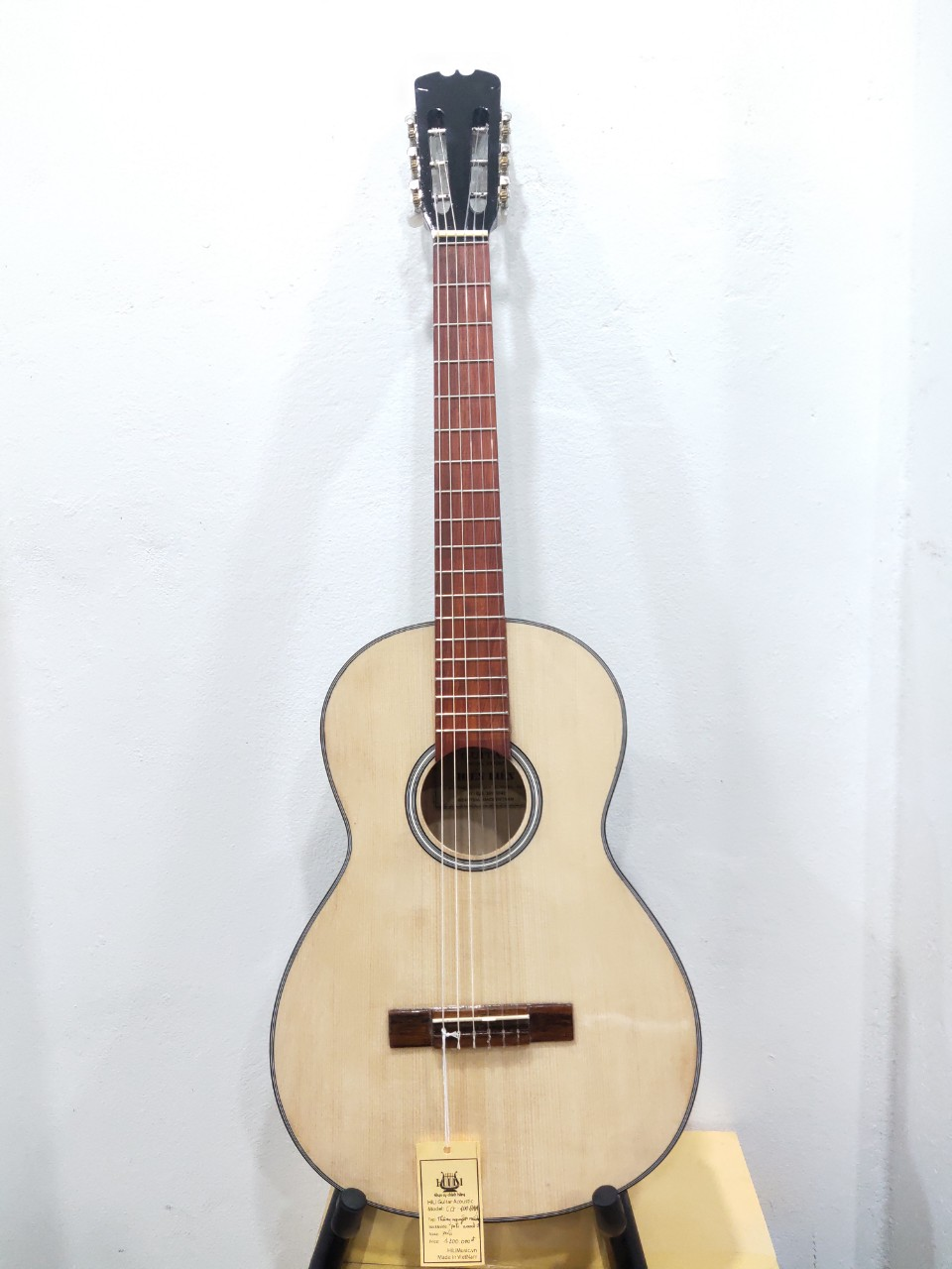 Đàn Guitar Classic 3/4 CG-100DAM