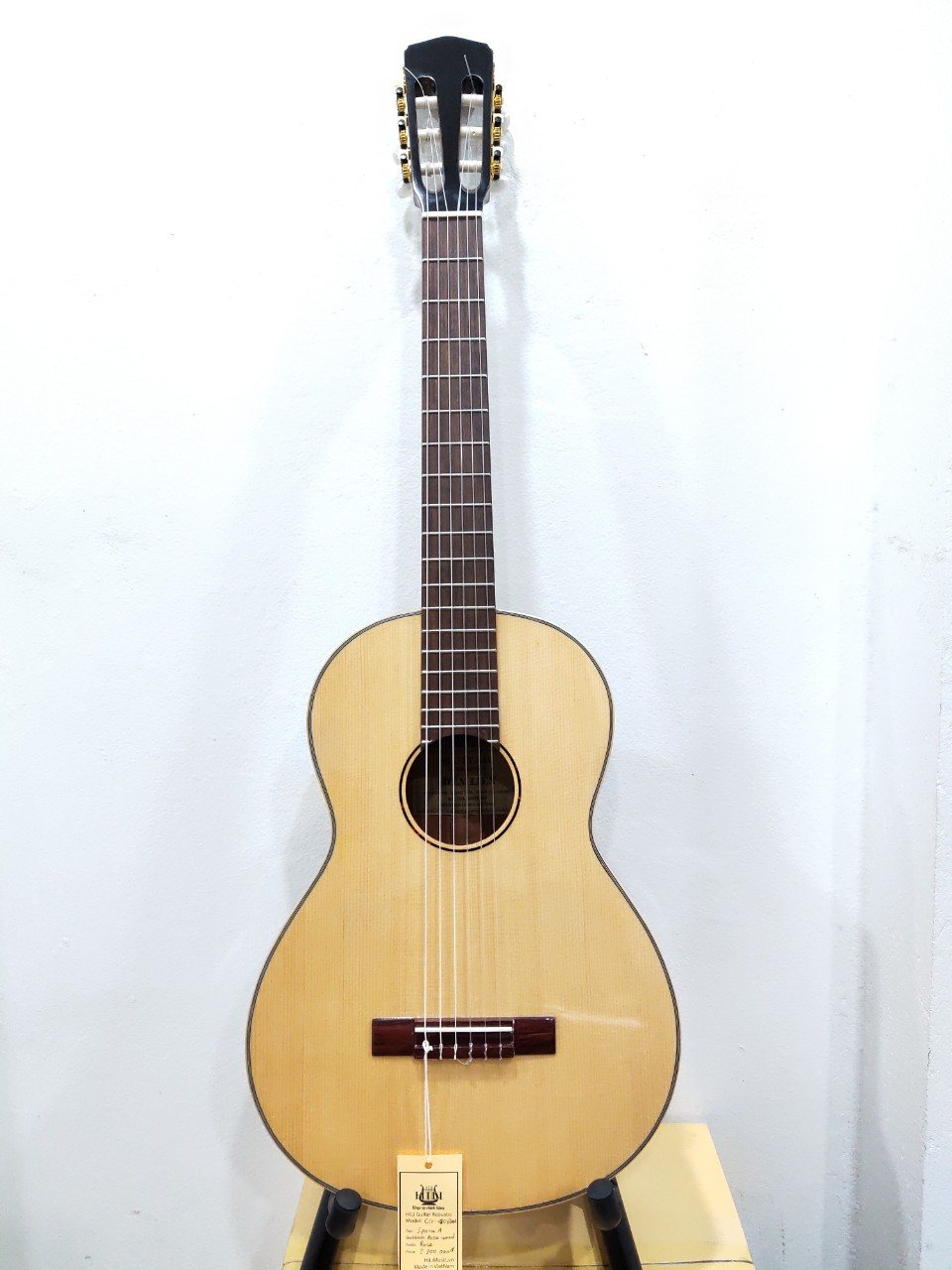 Đàn Guitar Classic 3/4 CG-180DAM