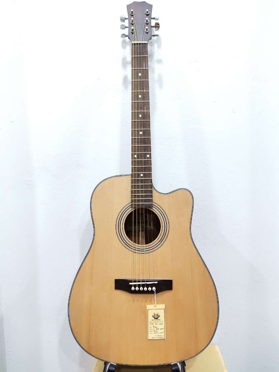 Đàn Guitar Acoustic AG-210A made in VietNam