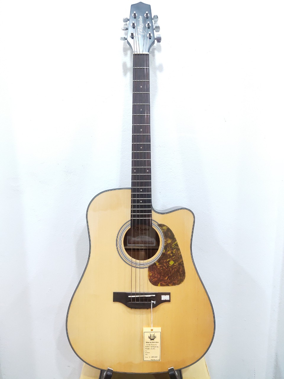 Đàn Guitar Acoustic Takamine D10C made in China