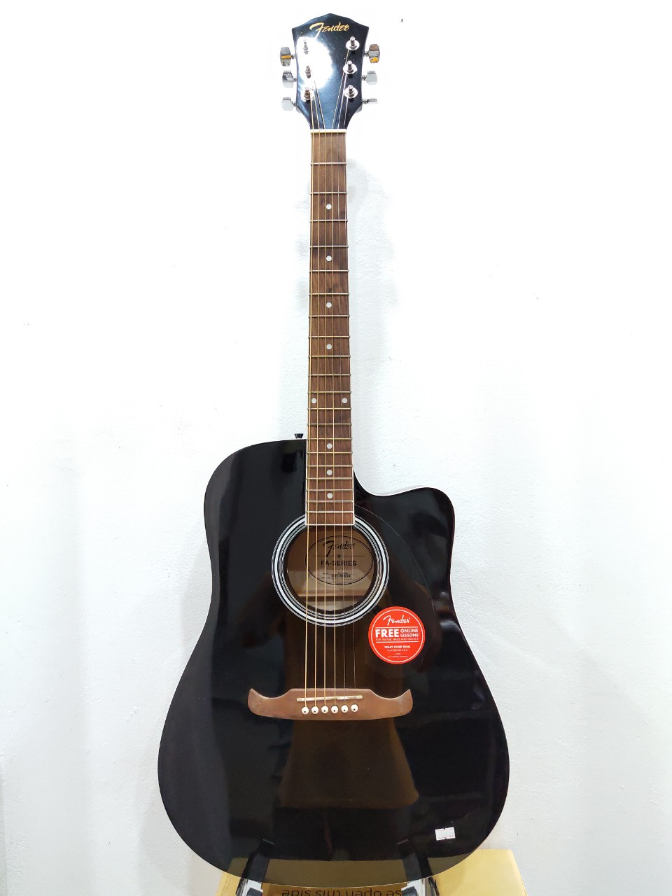 Đàn Guitar Acoustic Fender FA-125CE kèm EQ