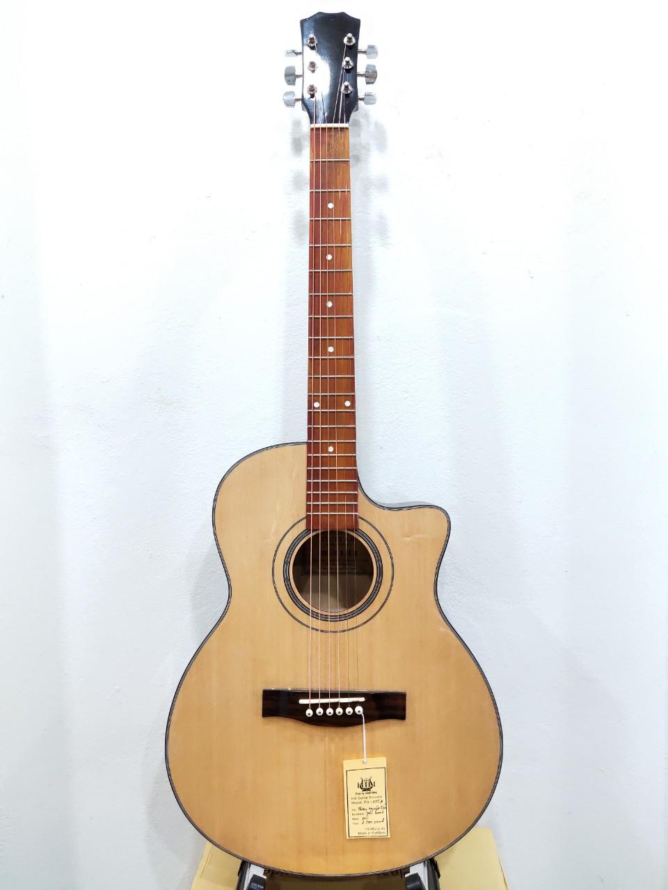 Đàn Guitar Acoustic AG-205A - made in VietNam