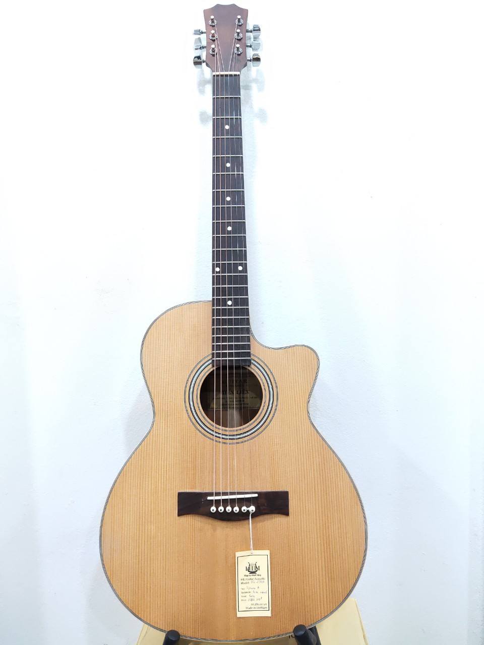 Đàn Guitar Acoustic AG-230A made in VietNam