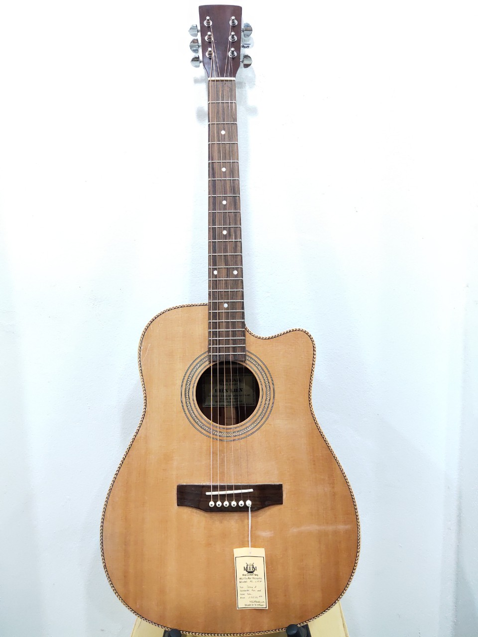 Đàn Guitar Acoustic AG-270A