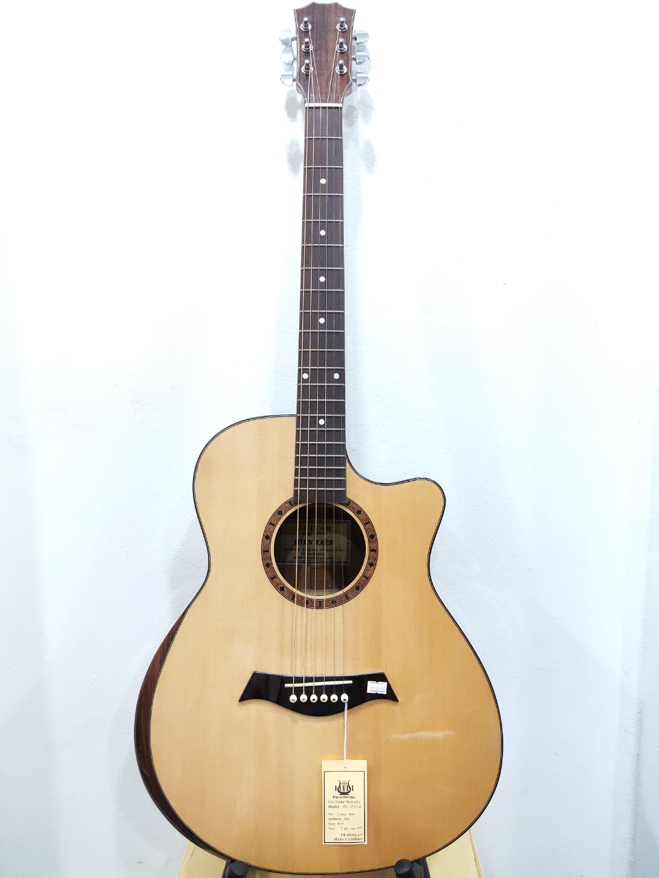 Đàn Guitar Acoustic AG-26DV made in VietNam