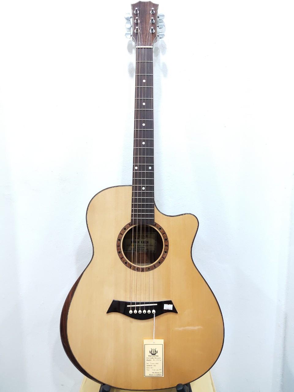 Đàn Guitar Acoustic AG-26DV made in VietNam