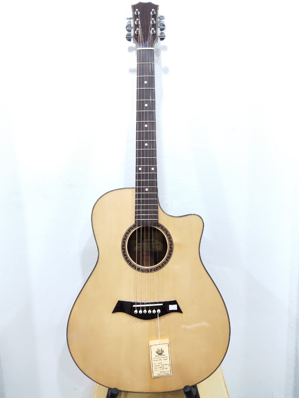 Đàn Guitar Acoustic AG-450A made in VietNam