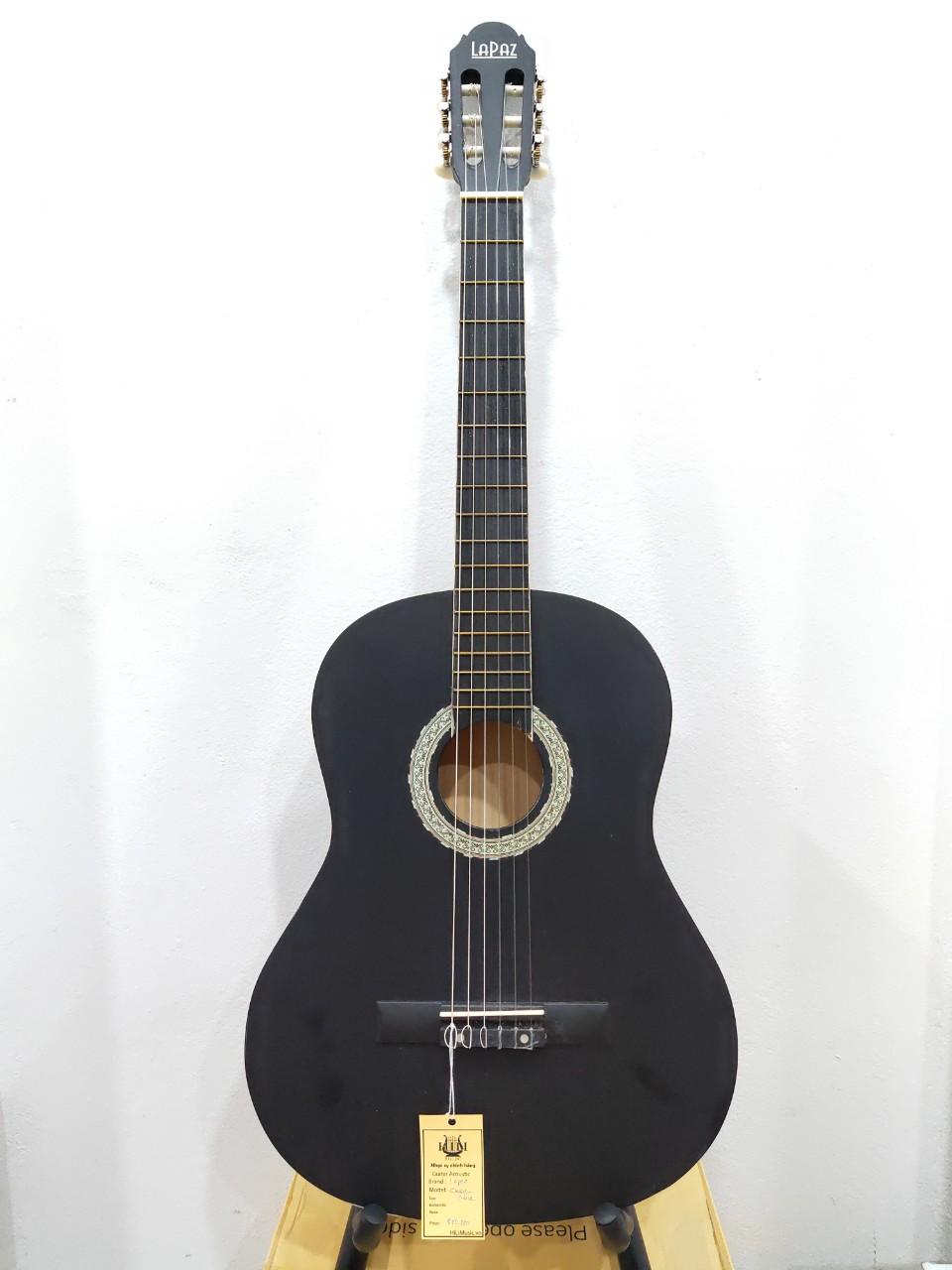 Đàn Guitar Classic Polywood giá rẻ có ty chỉnh cần