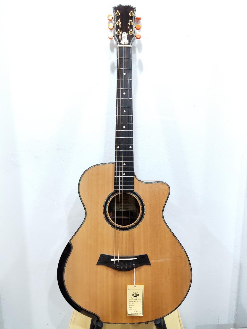 Đàn Guitar Acoustic AG-26 kỹ