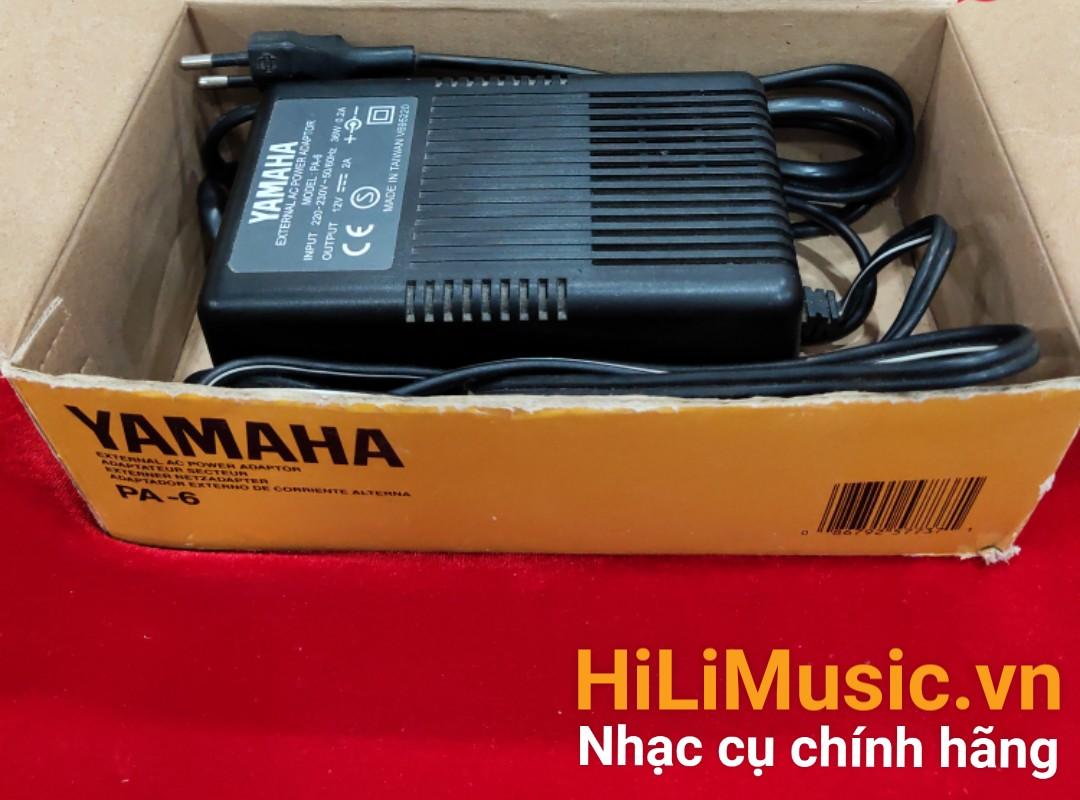 Nguồn đàn Yamaha PA-6