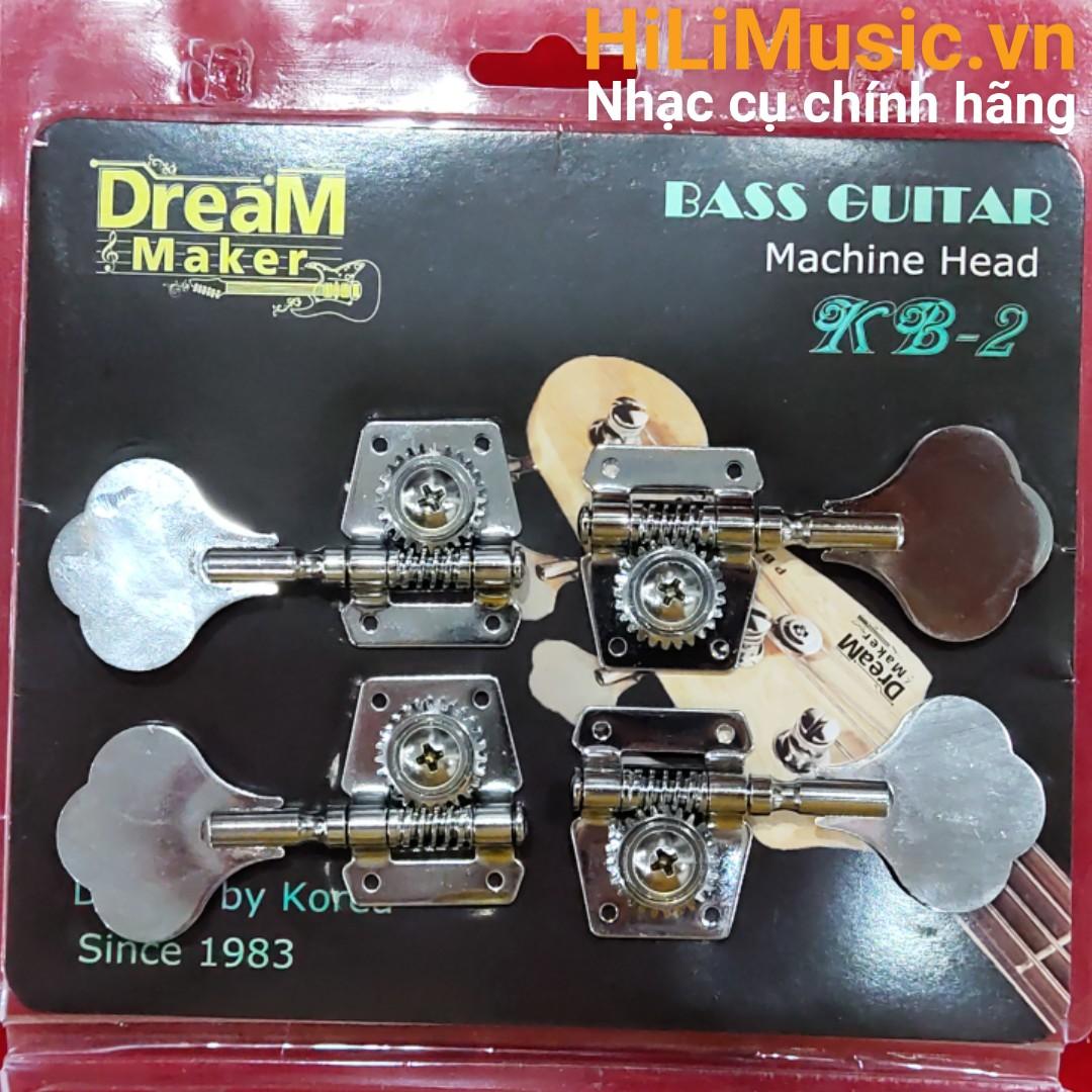 Bộ khoá đàn Guitar Bass Dream maker