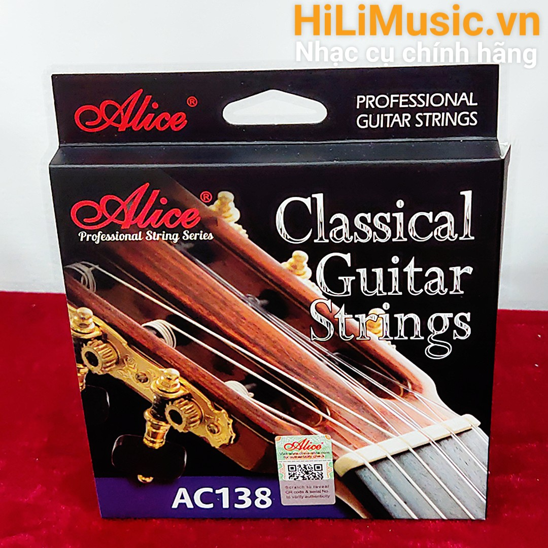 Dây Guitar Classic AC138