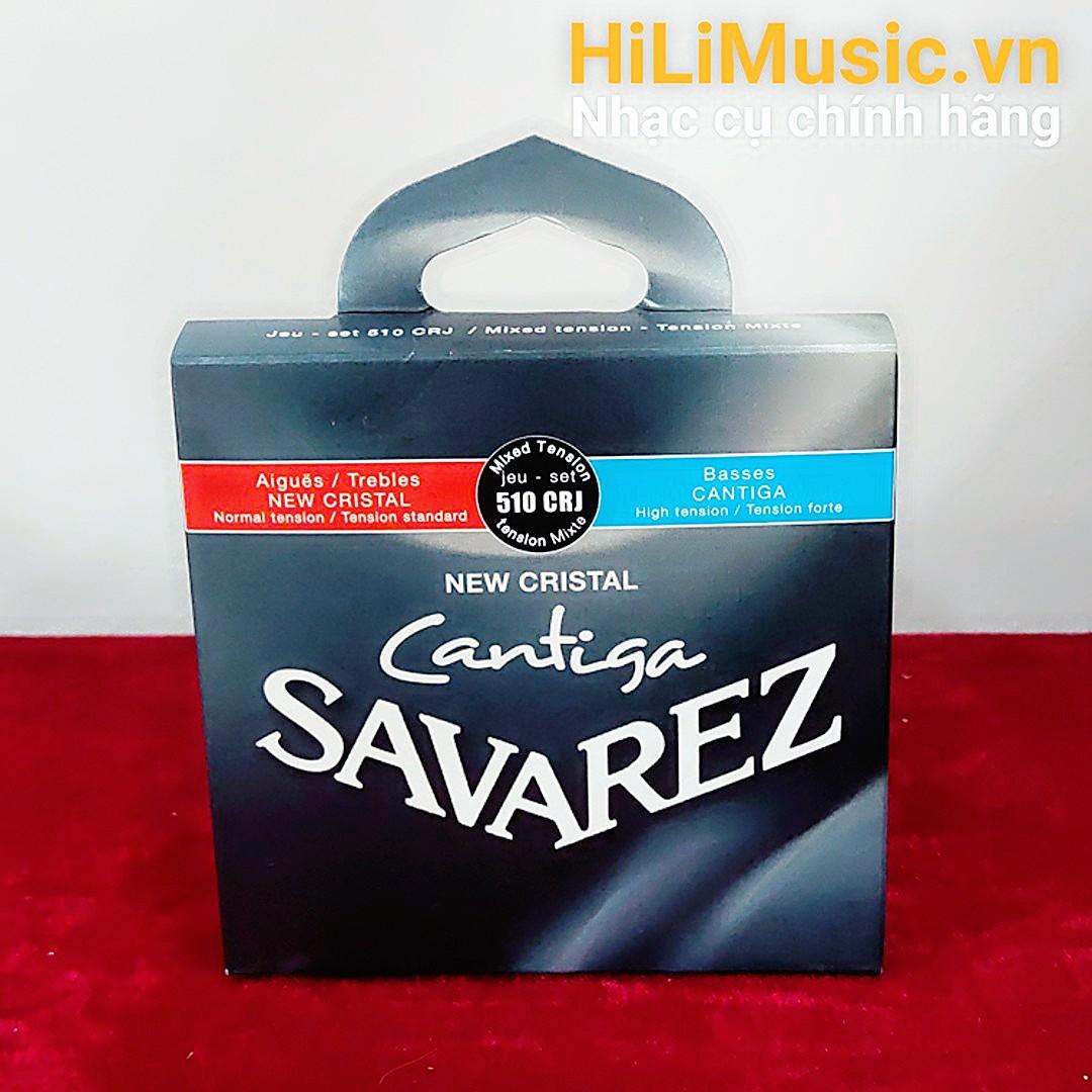 Dây Guitar Classic SAVAREZ 510CRJ