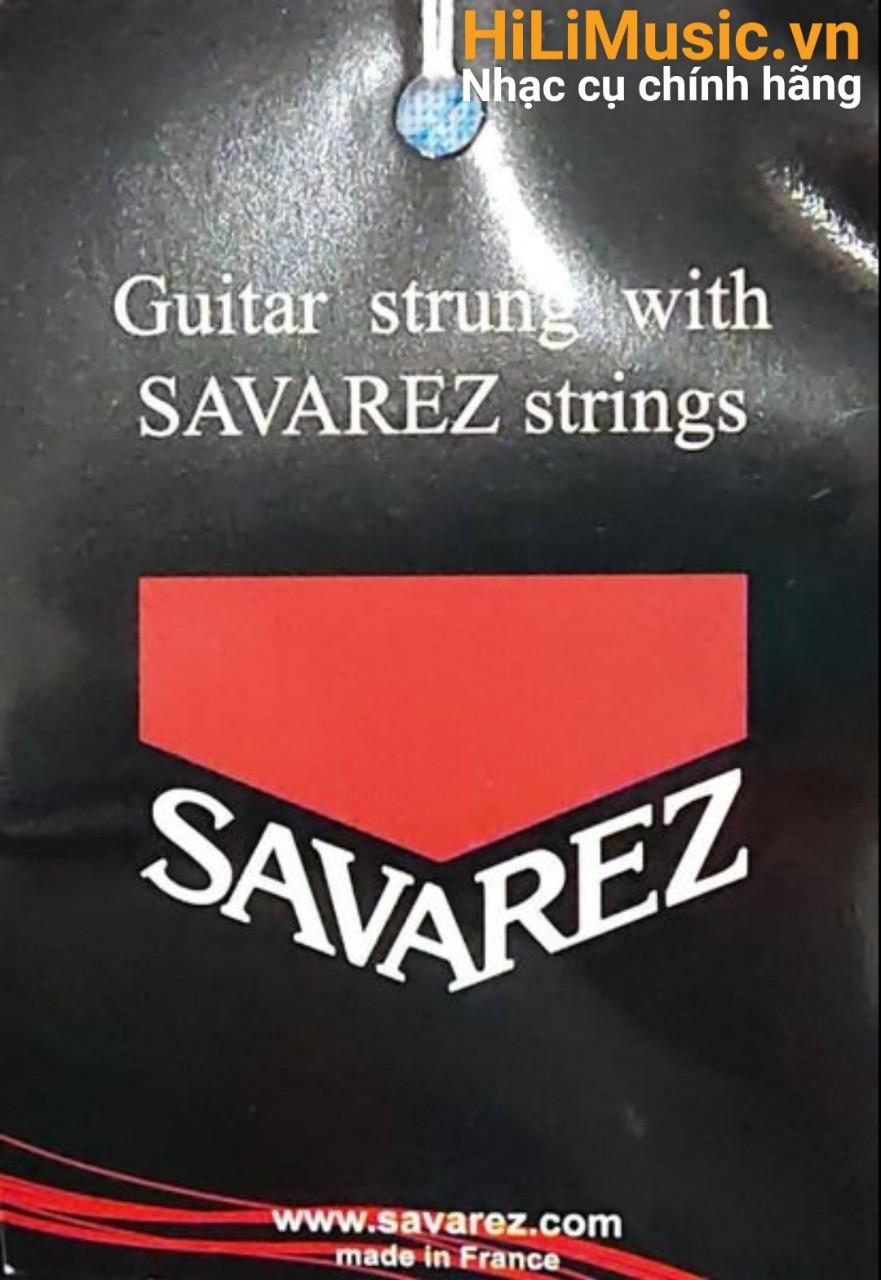 Dây Guitar Classic SAVAREZ dòng dành cho Luther