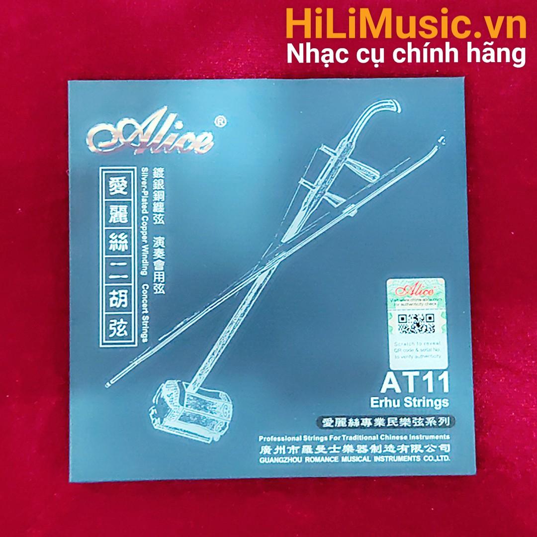 Dây đàn Nhị Alice AT-11 Arhu String