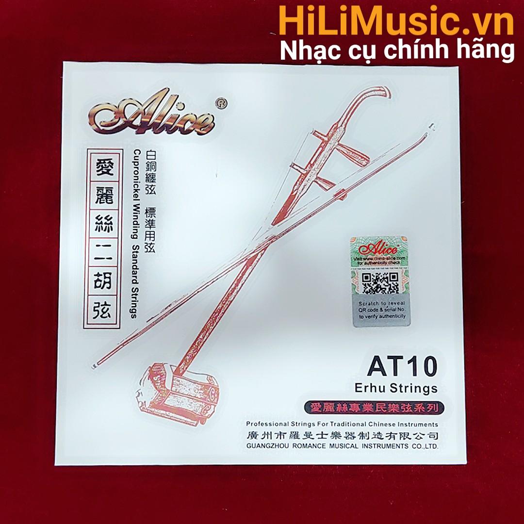 Dây đàn Nhị Alice AT-10 Arhu String