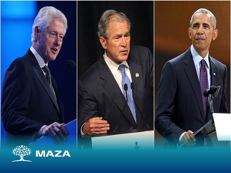 Former US presidents will be filmed taking the coronavirus vaccine