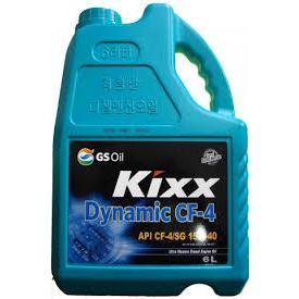 Nhớt Kixx Dynamic 15W40 4Lít