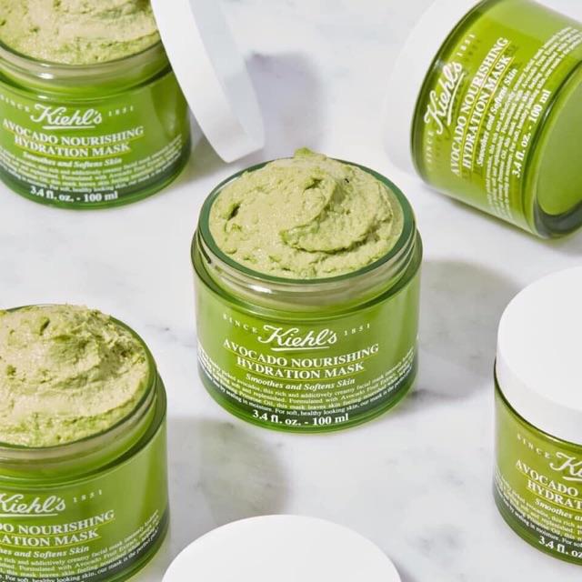 Mặt Nạ Bơ Cấp Ẩm Kiehl's Avocado Nourishing Hydrating Mask #matna#mask |  Thảo - Shop hàng nhật | Shop Japan VN