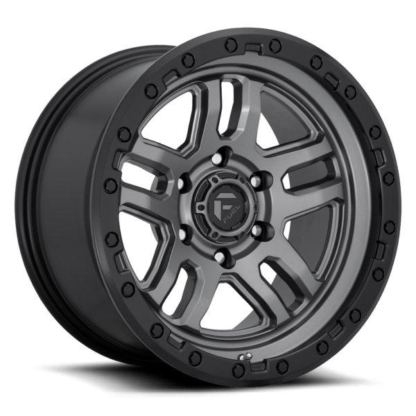 Mâm Fuel Styles AMMO D701