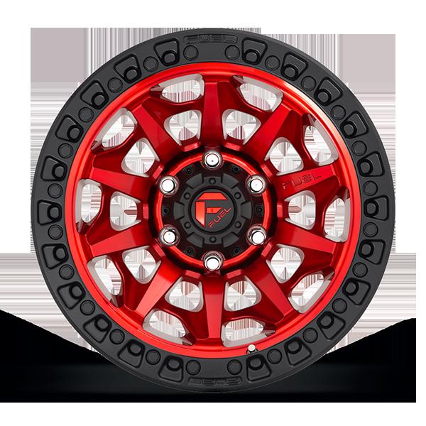 Mâm Fuel Styles Covert D695