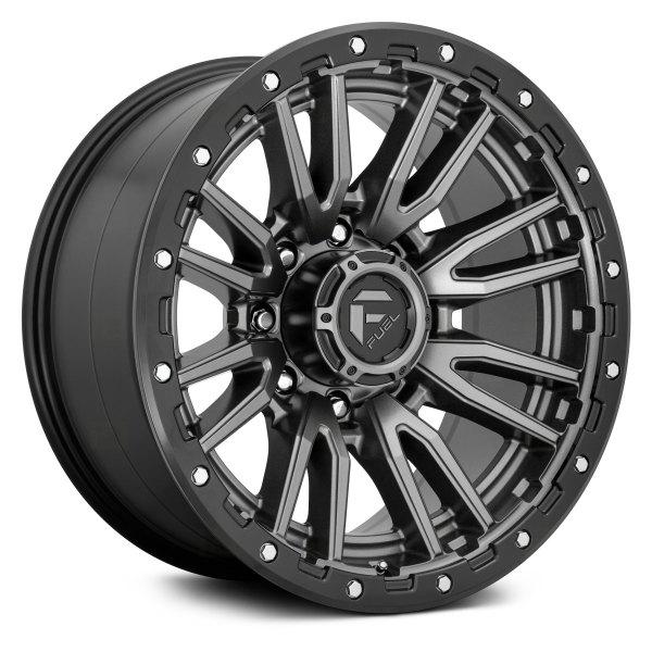 Mâm Fuel Styles Rebel D680