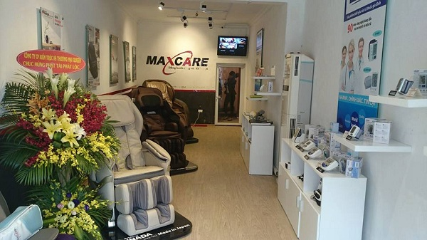 Showroom maxcare