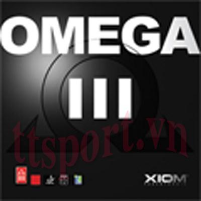 Mặt vợt Xiom OMEGA III