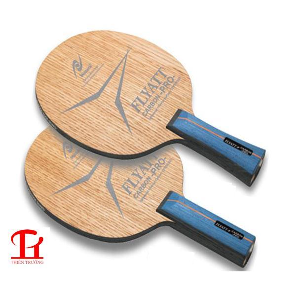 Cốt vợt Nittaku Flyatt Carbon Pro