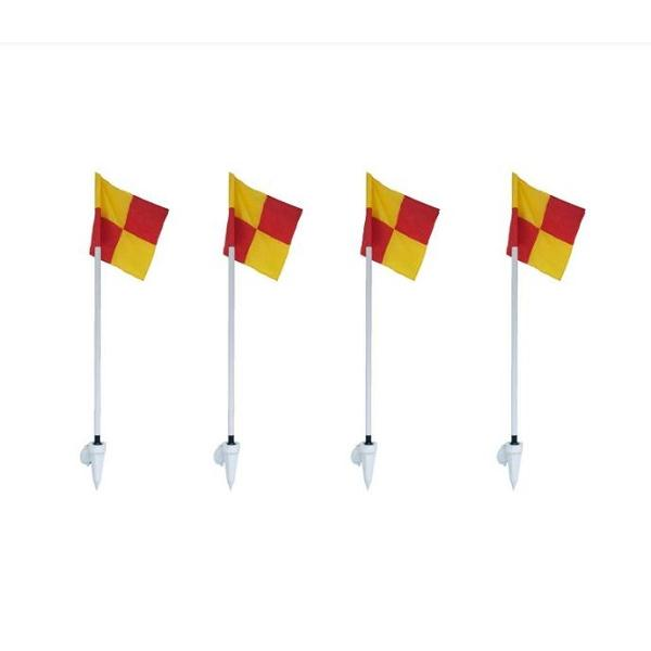 Bộ 4 trụ cờ góc