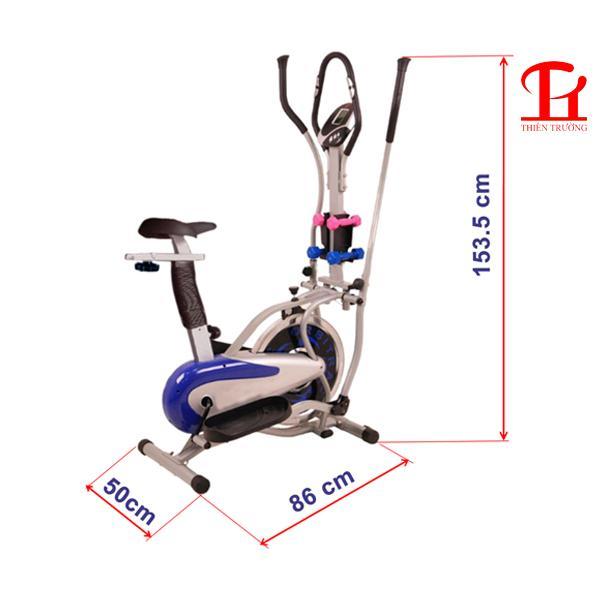 Xe đạp tập thể dục đa năng K208G