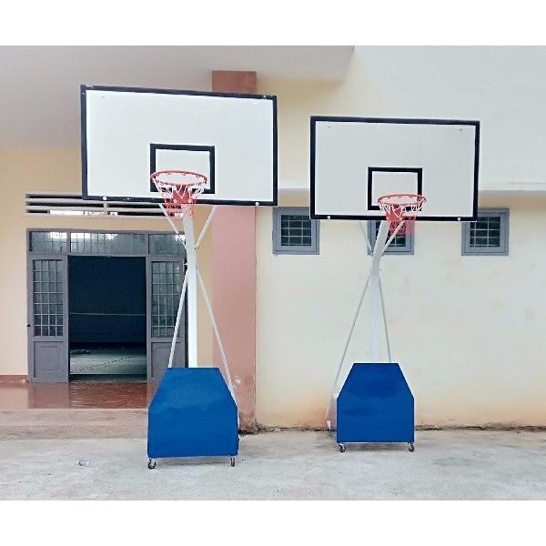 Trụ bóng rổ di động Pano Composite