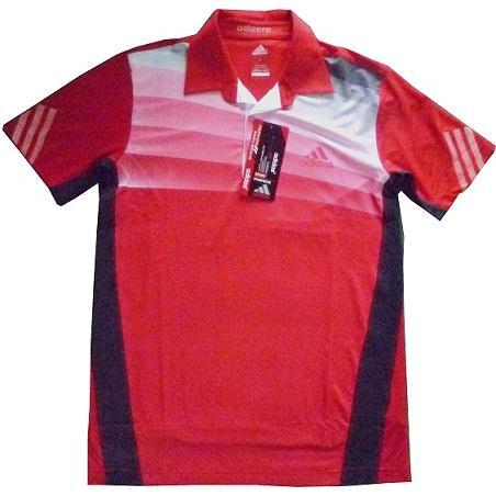 Áo thể thao Adidas màu đỏ