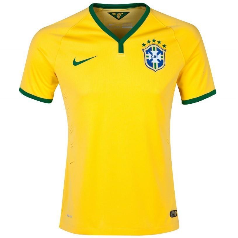 Quần áo Brazil  vàng 2014