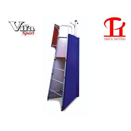 Ghế trọng tài bóng chuyền chân tam giác (ViFa)